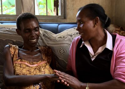 Cancer-&-HIVS-Patient-Joyce-with-Nurse-Charlotte-Komunda_Kampala-Uganda