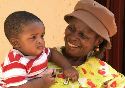 Cancer-Patient-Mildred-&-Grandson_Soweto-South-Africa